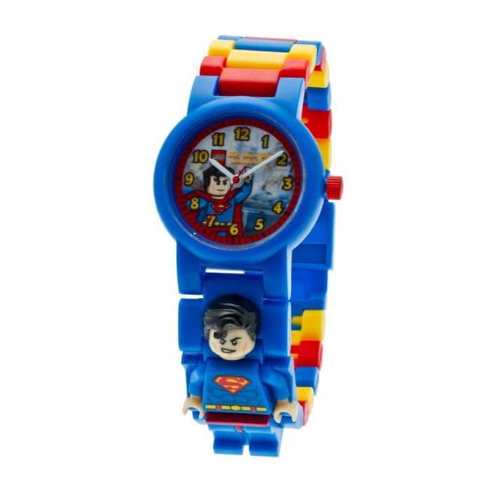 LEGO DC Super Heroes Superman Minifigure Link Watch 740444 Lego 39,90 €