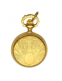 Women's pendant watch with...