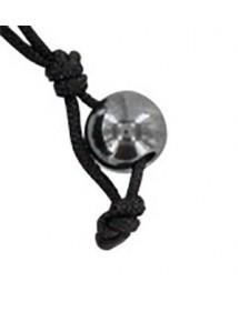 Schwarzes Shamballa-Armband...