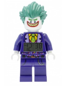 LEGO Batman Movie The Joker Minifigure Clock 740584 Lego 43,00 €