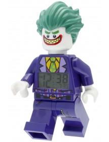 LEGO Batman Movie The Joker Minifigure Clock 740584 Lego 49,90€
