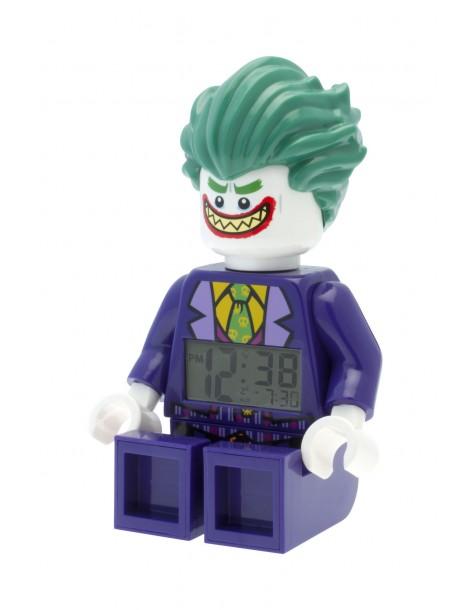 LEGO Batman Movie The Joker Minifigure Clock 740584 Lego 43,00€