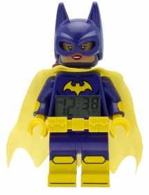 LEGO Batman Movie Batgirl Minifigure Clock 740586 Lego 43,00 €