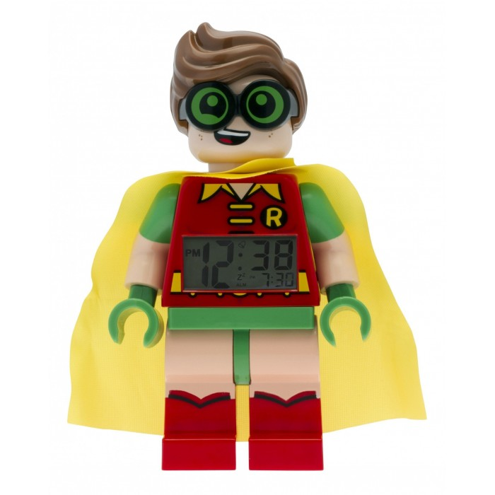LEGO Batman Movie Robin Minifigure Clock 740585 Lego 49,90€