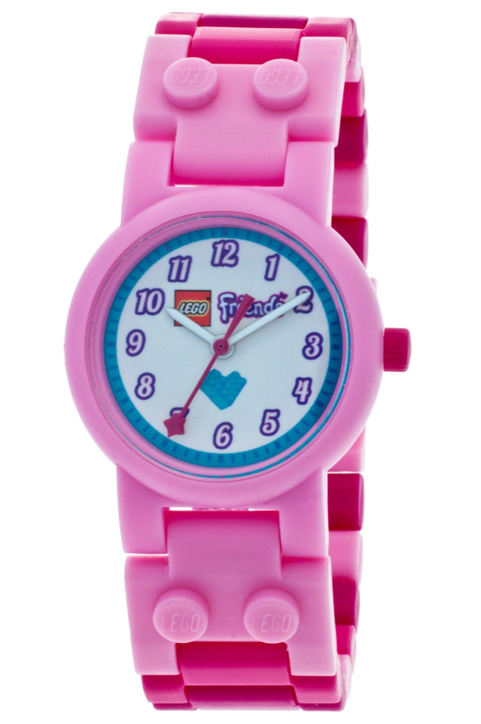 45de7ec0cc89 reloj de Lego Amigos Stephanie con la estatuilla