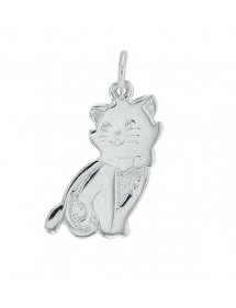 Cat-shaped silver pendant 21,00 € 21,00 €