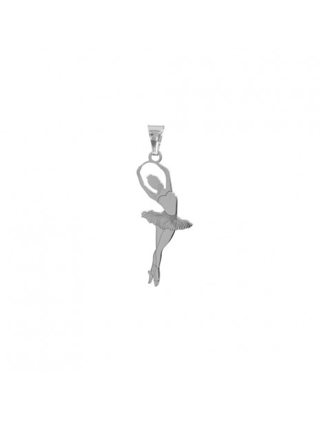 Rhodium-plated silver dance pendant 3161059 Laval 1878 14,90 €