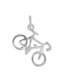 Pendentif vélo de course en argent 925/1000 34,90€ 34,90€