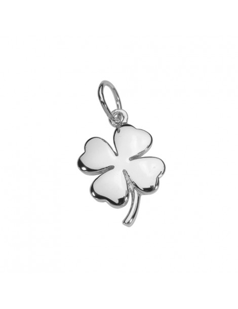 Rhodium-plated pendant in the form of clover 316548 Laval 1878 29,90 €
