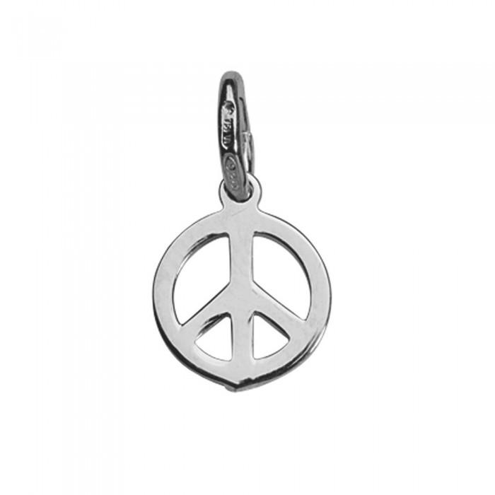Pendant '' Peace & Love '' in rhodium silver 3160782 Laval 1878 5,90€