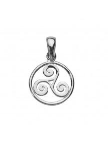 Silver encircled triskel pendant 19,90€ 19,90€