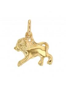 Pendentif signe du Zodiaque en plaqué or - Lion 22,00€ 22,00€