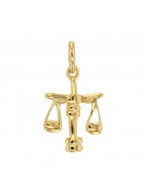 Gold Plated Zodiac Sign Pendant - Balance 22,00 € 22,00 €