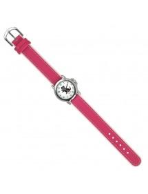 DOMI educational watch, cat pattern, pink synthetic bracelet 754896 DOMI 39,90€