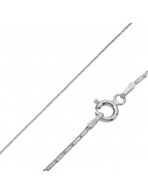 Sterling silver chain neck chain in silver - 45 cm 3170835 Laval 1878 29,90 €