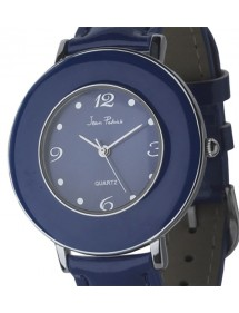 Lady watch blue dial Jean...