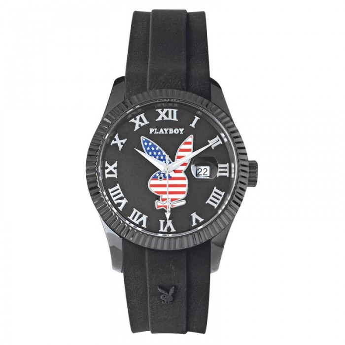 Montre PLAYBOY AMERICA USA 42BB - Noir USA42BB Playboy 29,90 €