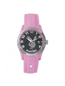 Watch PLAYBOY EVENING 38BP - Pink EVEN38BP Playboy 29,90 €