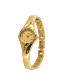 Round gilt round watch with synthetic stones LAVAL 1878 750855D Laval 1878 79,90 €