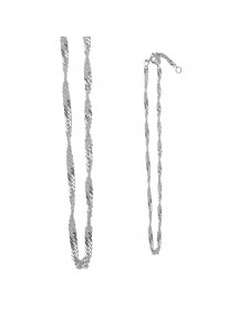 Singapore Sterling Silver Anklet Chain 20,00 € 20,00 €