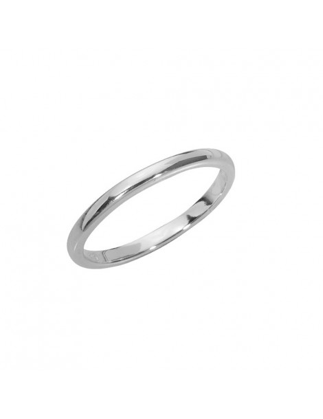 Simple alliance in sterling silver 3111407 Laval 1878 29,90 €