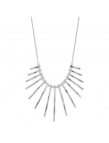 Ball necklace and long steel rods 31710222 One Man Show 82,00 €