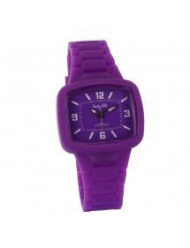 Montre très confortable bracelet en silicone Lady Lili - Violet 752635V Lady Lili 29,90€