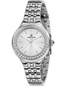 Daniel Klein Premium ladies silver watch white dial DK11703-1 Daniel Klein 99,00€