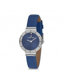 Daniel Klein trendy women's watch Fiord genuine leather blue DK11728-5 Daniel Klein 69,90 €