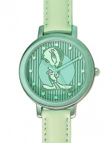 "Watch Looney Tunes elegance ""Tweety"" - Beige / Pink 756658 Looney Tunes  26,90 €"