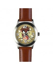 "Looney Tunes ""Taz"" women's watch - Brown 756655 Looney Tunes  29,90 €"