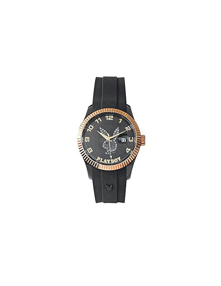 Montre PLAYBOY EVENING 38GB - Noir EVEN38GB Playboy 29,90 €
