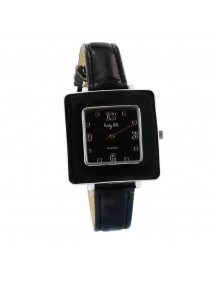 Reloj cuadrada Señora Lili - negro 752637N Lady Lili 29,90€