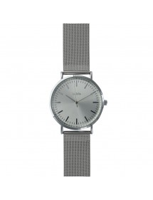 Lutetia man watch metal case, Milanese steel bracelet 750155 Lutetia 66,00 €