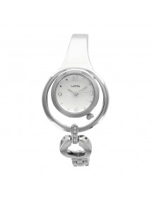 Lutetia metal watch with double case and synthetic stones 750126 Lutetia 69,90 €