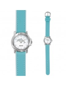 copy of DOMI pedagogical watch with dolphin motif, blue synthetic bracelet 753894BA DOMI 39,90 €