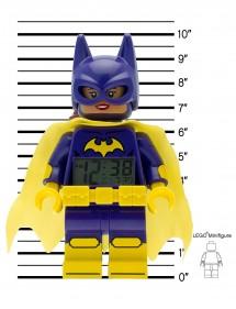 LEGO Batman Movie Batgirl Minifigure Clock 740586 Lego 49,90€