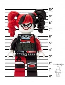 LEGO Batman Movie Harley Quinn Minifigure Clock 740587 Lego 49,90€