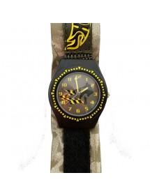 Montre Hot Wheels boitier métal, bracelet synthétique gris/noir 9,90€ 9,90€