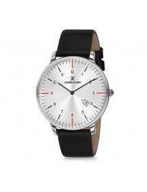 Reloj Daniel Klein Fiord, estuche y esfera plateada. DK11642-1 Daniel Klein 69,90€