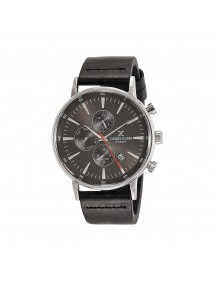 Daniel Klein Exclusive men's watch, black leather strap DK11701-6 Daniel Klein 89,90 €