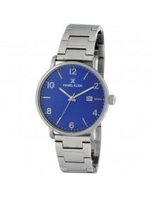 Montre homme Daniel Klein Premium, boitier métal et cadran bleu 79,90€ 79,90€