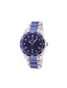 Daniel Klein Premium Herrenuhr, Silber und Blau Armband 89,90€ 89,90€
