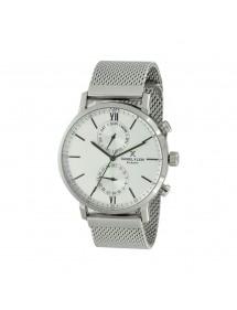 Reloj Daniel Klein Exclusivo, caja y pulsera de metal plateado. 99,90€ 99,90€