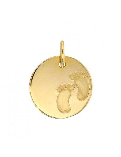 Médaille ronde avec pieds au verso et mains devant 396284 Laval 1878 219,00€
