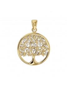 Pendentif arbre de vie bicolore 396166 Laval 1878 240,00€