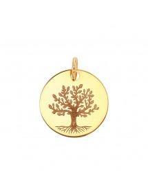Pendentif rond en forme d' arbre de vie 396024 Laval 1878 255,00€