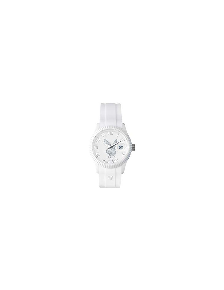 PLAYBOY EVEN 42WD Watch - White EVEN42WD Playboy 29,90 €