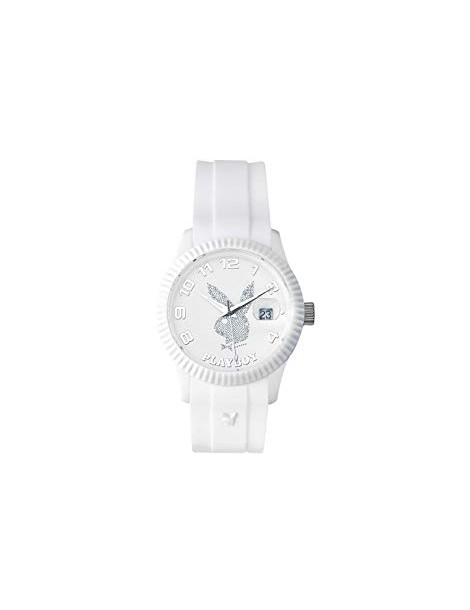 Montre PLAYBOY EVENING 42WD - Blanche EVEN42WD Playboy 29,90€