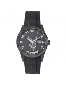 PLAYBOY EVENING 42BG Watch - Black EVEN42BG Playboy 29,90 €